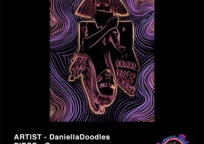 #DANIELLADOODLES