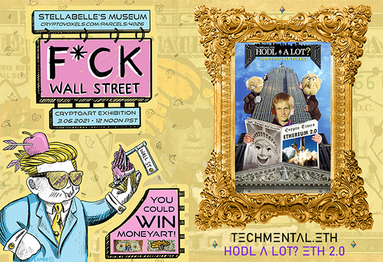FUCK WALL STREET